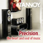 Tannoy Precision ... the heart and soul of music