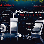 ECT - Astell&Kern – Advance Your Christmas Music Experience