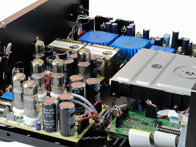 Blacknote Cdp 500 New Flagship 24bit 192khz Cd Player