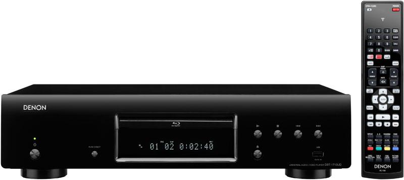 Denon DBT-1713 通用藍光影碟播放機
