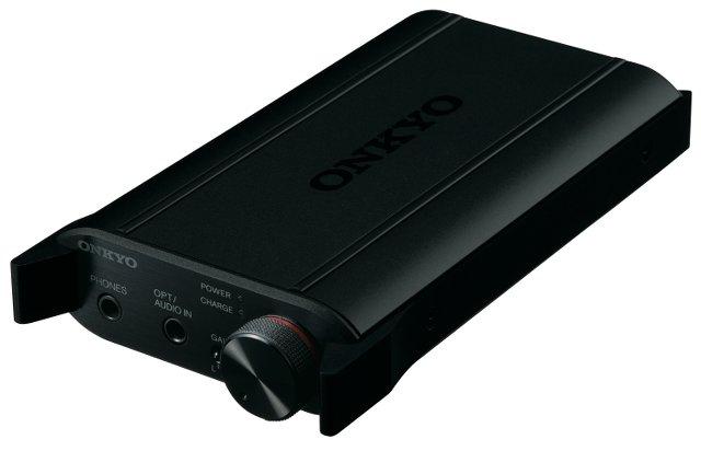 Onkyo DAC-HA200 手提 DAC 耳筒放大器