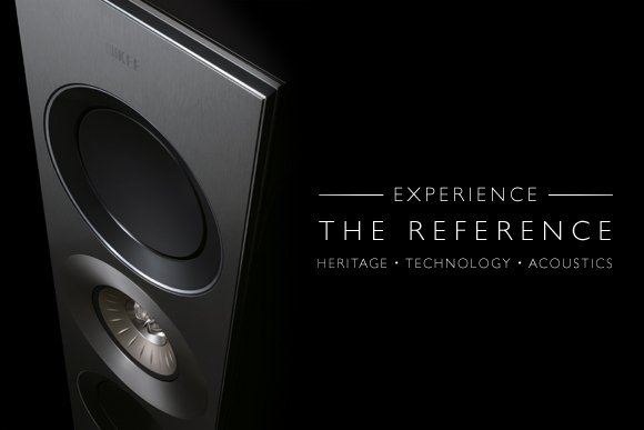 THE REFERENCE | Experience Day at KEF Store