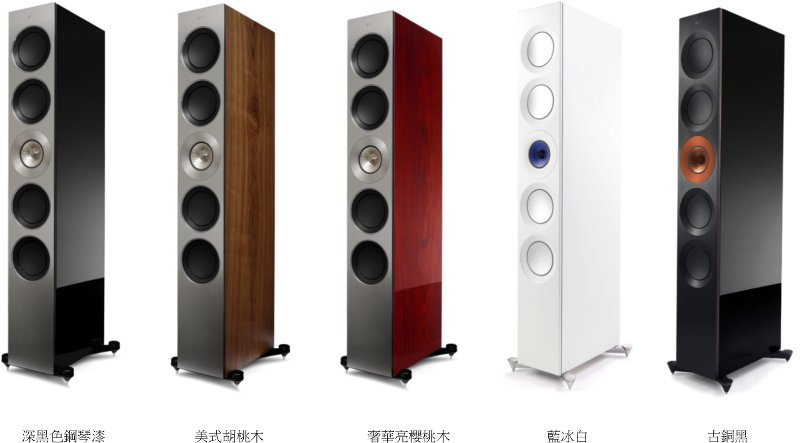 KEF 新一代旗艦系列揚聲器 The Reference