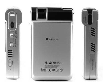 高性價比,越級硬件配置 HiFiMAN HM-650 流動音樂播放器