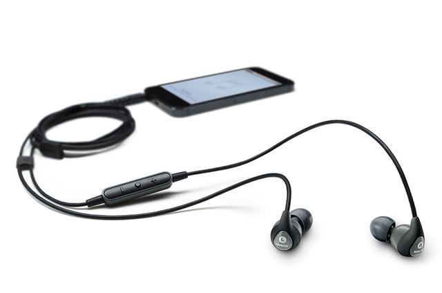 SHURE 推出附有線控的手機專用耳機 SE112m+