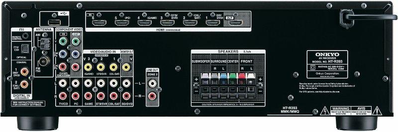 Onkyo HT-S3700 5.1 聲道家庭影院套裝