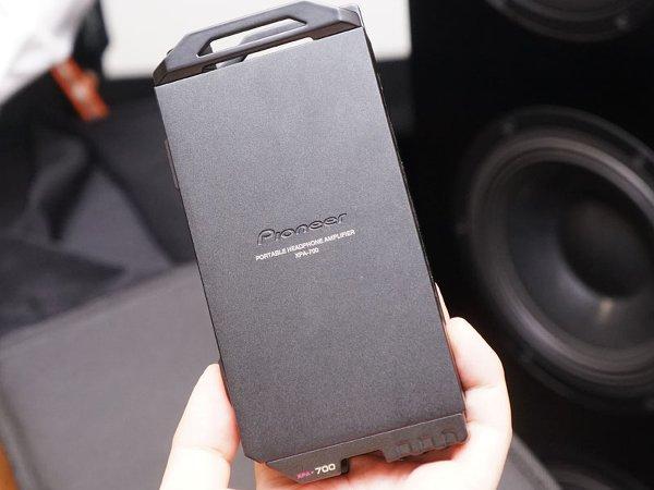 先鋒推出 USB 手提式耳筒放大器 XPA-700