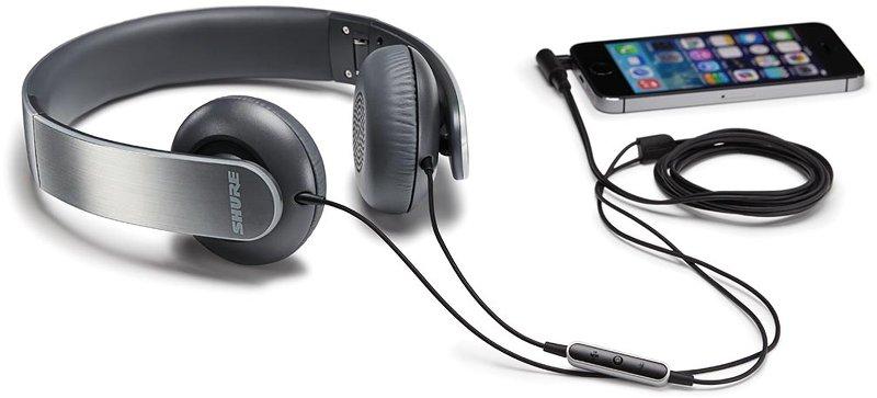 SHURE 發布三款便攜式入門耳筒 SRH144、SRH145 和 SRH145m+