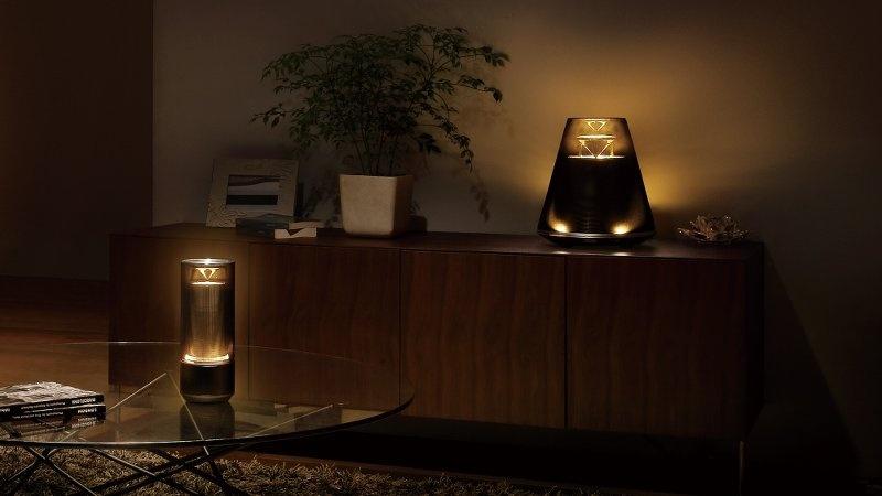 YAMAHA 推出燈飾型音響系統 Relit