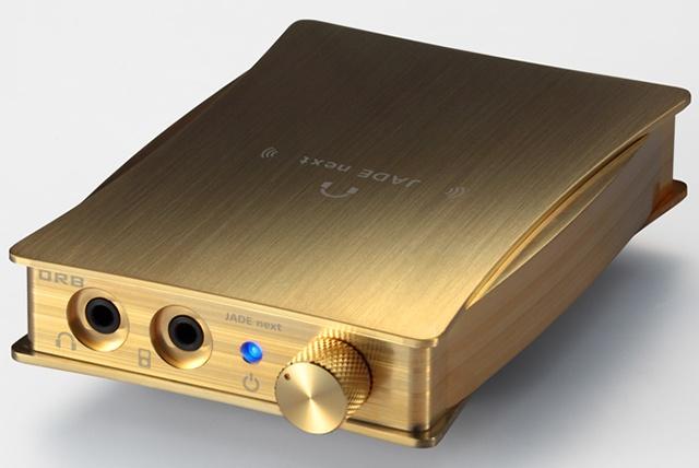 日本 ORB 推出黃銅機殼的耳機放大器 JADE next