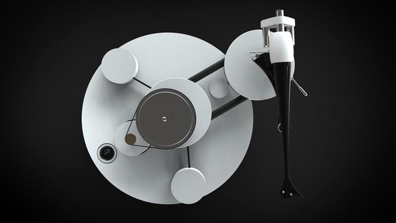 Wilson Benesch 推出25週年紀念版黑膠唱盤 Circle 及25週年紀念版唱臂 ACT