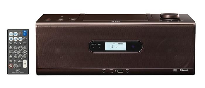 日本JVC 將推出多功能便攜式一體形音響系統 RD-W1