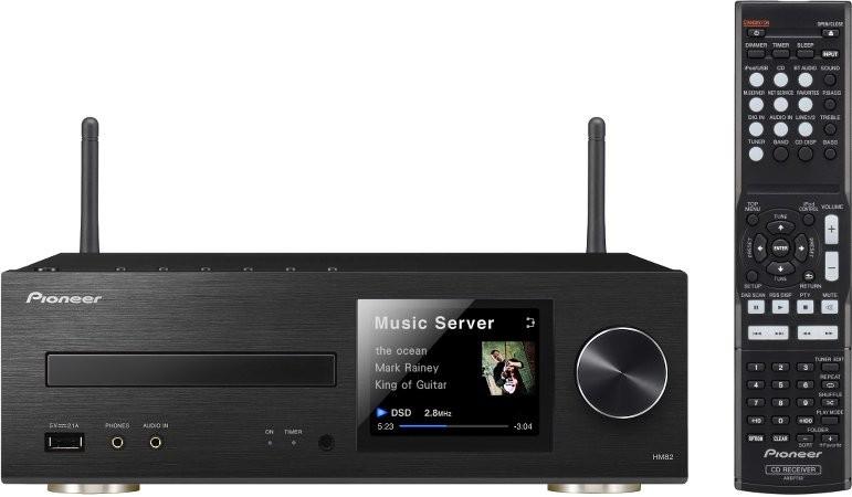 PIONEER 推出網絡播放 CD 微型系統『XC-HM82-K』
