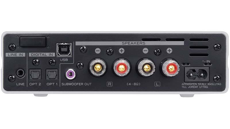 TEAC 推出對應 Hi-Rec Audio 的小型音響系統 HR-S101