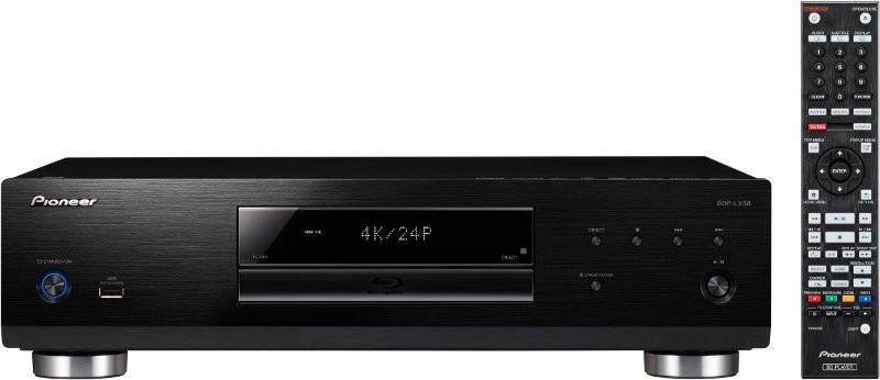 PIONEER 推出 3D 藍光影碟播放機『BDP-LX58』