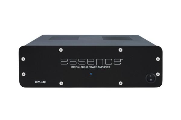 美國 essence 推出 D 類放大器新星 DPA-440 Power Amp