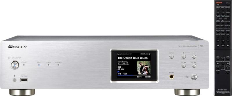 PIONEER 隆重推出多功能網絡音樂播放機『N-70A-S』