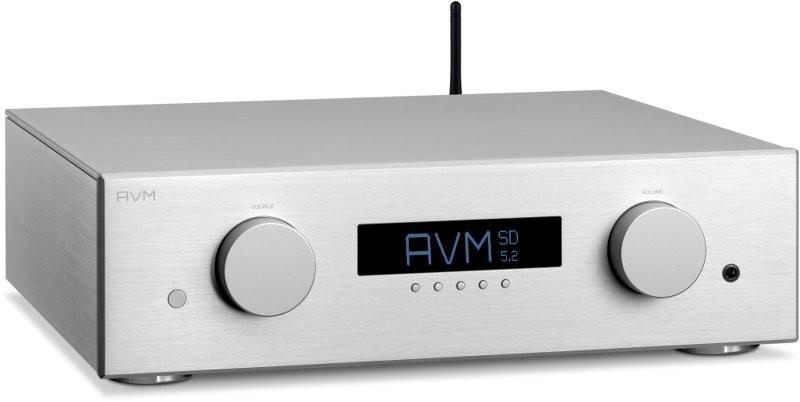 新漢推介 - AVM 數碼音樂串流解碼器 SD3.2 / SD5.2