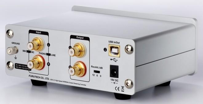 古河推出具 Phone AMP 功能的 USB DAC /ADC GT40α(Alpha)