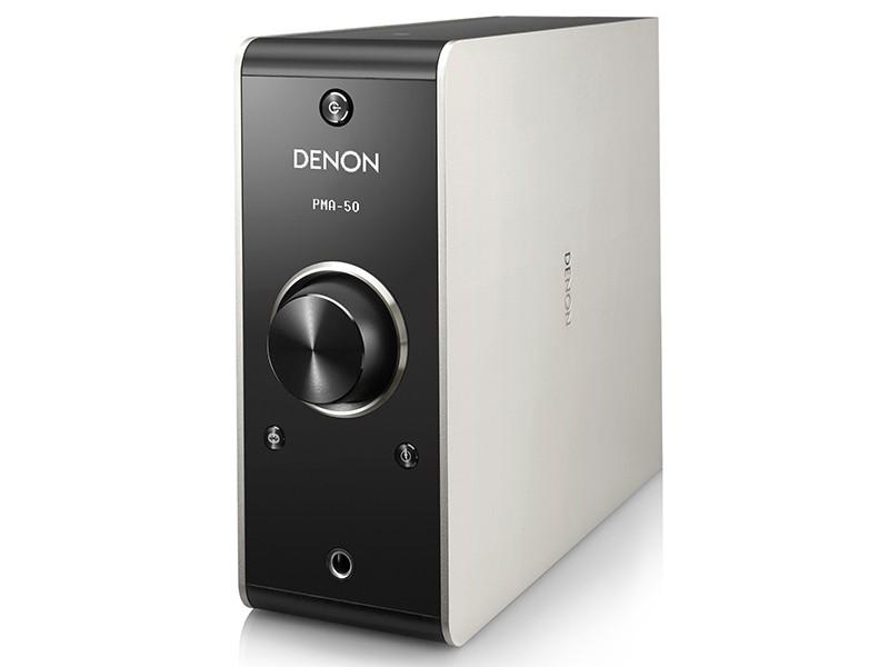 DENON 推出新一代數碼式 USB 擴大器 PMA-50