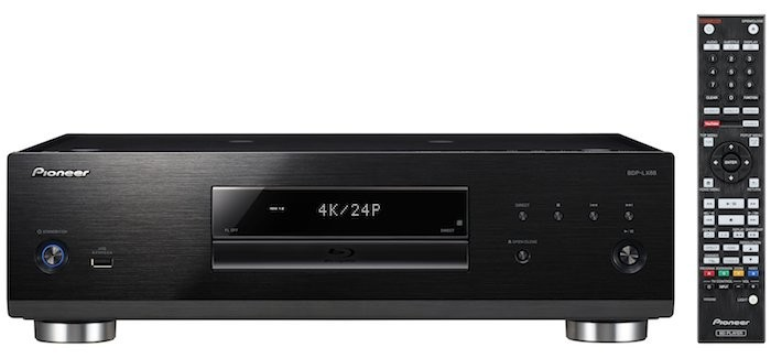 PIONEER 推出旗艦級藍光影碟播放機「BDP-LX88」