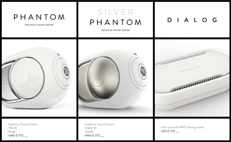 Devial​​et 推出新穎產品 Phantom Sound Center