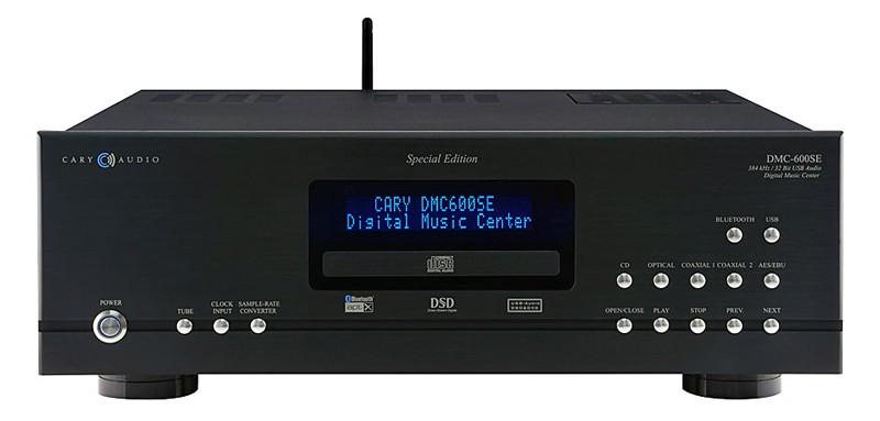 美國 CARY AUDIO 推出 DMC-600SE DIGITAL MUSIC CENTER