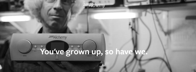 音樂之練金術師 Audio Alchemy 重生之作 DDP-1