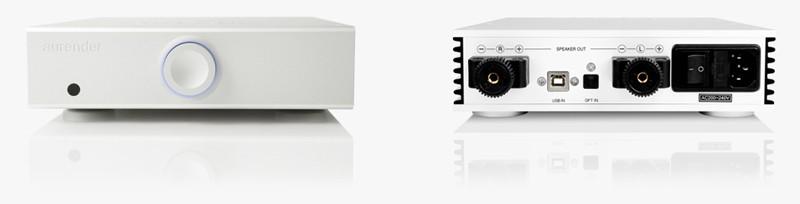 小巧新世代音響 Aurender DAC 放大器 X725