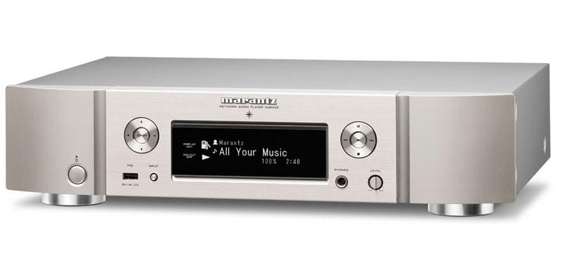 Marantz 推出全新 Network Audio player NA6005