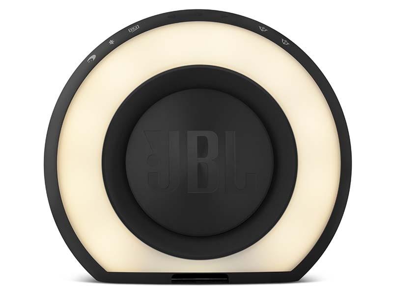 配備 LED 照明和鬧鐘功能的藍牙揚聲器 JBL HORIZON
