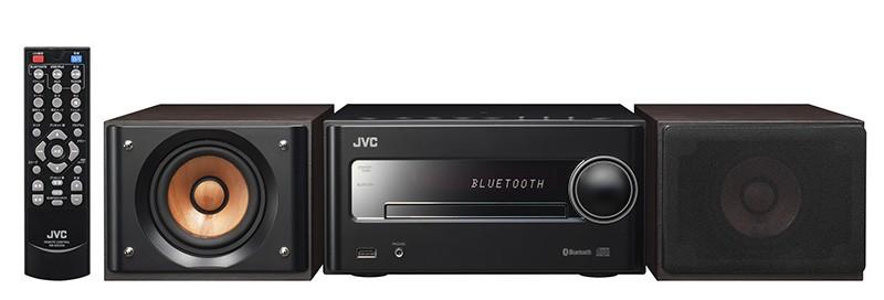 日本 JVC 將推出首款設有藍牙 NFC 的木製喇叭單元微型組合 EX-S5
