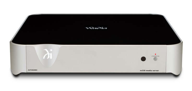 Wadia 推出 m330 數位串流 media server