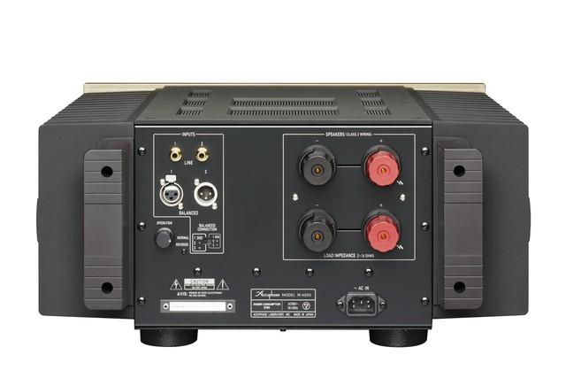 ACCUPHASE 宣布推出 AB 類單聲道後級放大器 M-6200