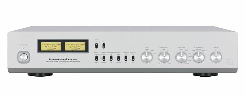 LUXMAN 推出真空管唱機均衡放大器 EQ-500