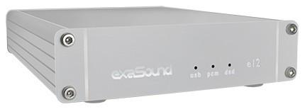 exaSound 宣布推出全新型號 E12 立體聲 DAC