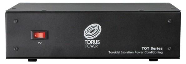 Torus Power 推出全新入門級 TORUS TOT Mini / TOT Max 電源處理器