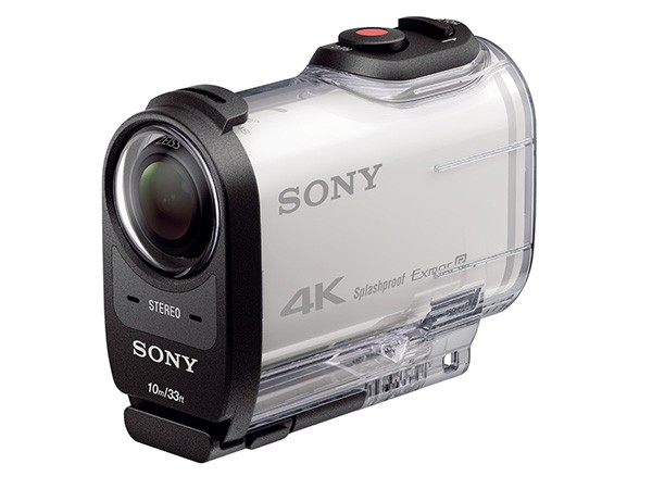 Sony 推出全新 4K Action Cam 攝錄機