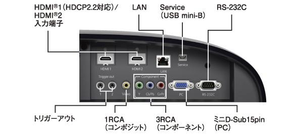 EPSON 將推出全新雷射技術家用投影機 EH-LS10000