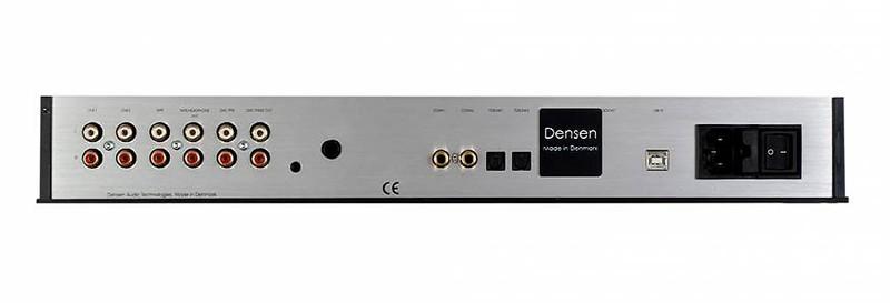 丹麥 Densen 推出全新 DenDAC 50 解碼前級