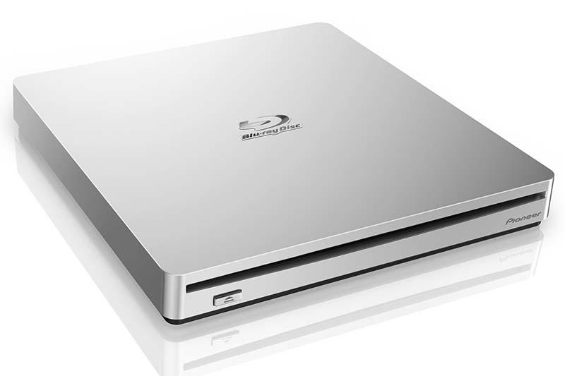 Pioneer 推出外置 USB 3.0 吸入式 BD 光碟機 BDR-XS06JL