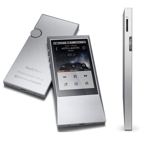 Astell&Kern 推出高清 DAP 入門機 AK Jr