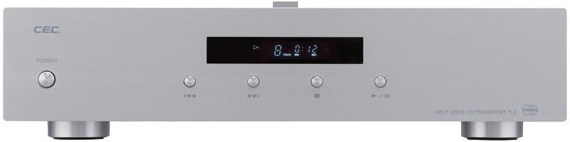 日本 CEC 推出全新皮帶驅動 CD 轉盤 TL5