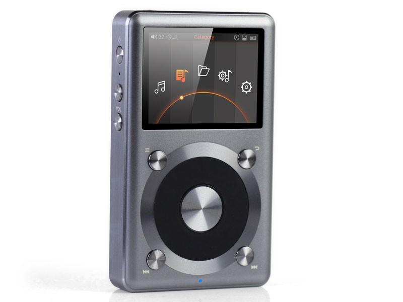 FiiO 推出對應 DSD 全新隨身播放機 FiiO X3 2nd generation