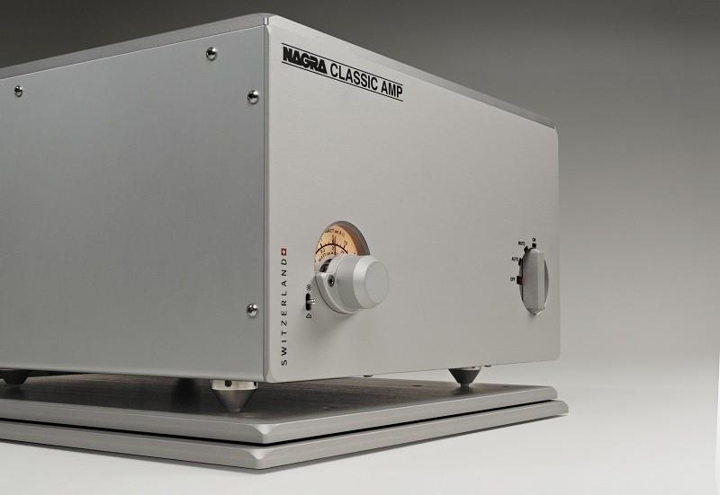 Nagra 推出全新立體聲功放 Classic AMP