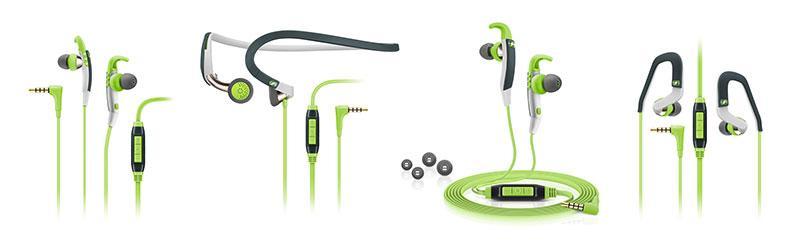 Sennheiser 全新 SPORTS 系列耳機正式亮相