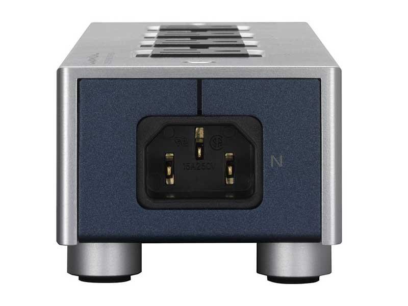 LUXMAN 推出美式電源排插 ES-35