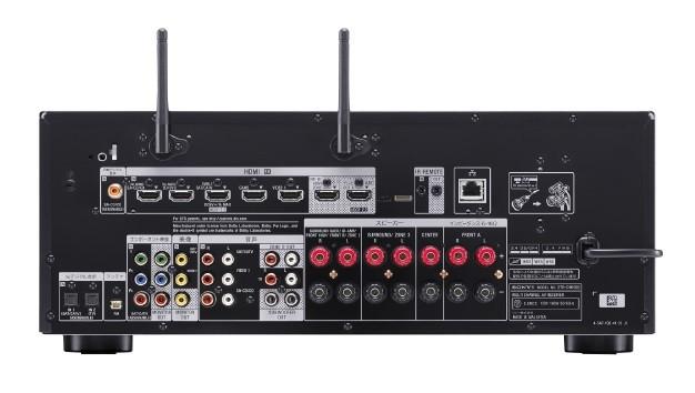 日本 Sony 推出多功能高清音效AV AMP STR-DN1060