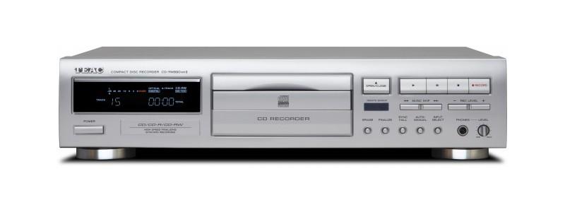 TEAC 推出 CD-R / RW 錄音機 CD-RW890MKII