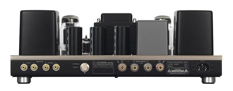 LUXMAN 推出創業 90 週年記念真空管前級 CL-38uL 及後級放大器 MQ-88uL